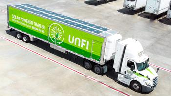 UNFI Adopts Emerging Transportation Technology to Reduce Emissions: https://mms.businesswire.com/media/20210505005564/en/876270/5/UNFI_All_Electric_Trailer_Image.jpg