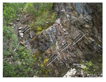 Nicola Mining Inc. Outcrop Chip Sampling at the Dominion Property Returns Grades of 34.9 Grams Au and 176 Grams Ag per Tonne: https://www.irw-press.at/prcom/images/messages/2020/53956/Nicola_261020_ChipSampleResults_ENPRcom.002.jpeg