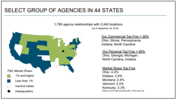 Dividend Aristocrats In Focus Part 2: Cincinnati Financial: https://www.suredividend.com/wp-content/uploads/2019/11/states.png