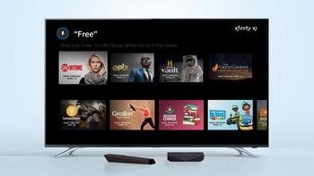 Comcast Gives Xfinity Customers Rolling Free Previews with Focus on Education, Entertainment and Fitness: https://mms.businesswire.com/media/20200325005685/en/781608/5/x1-covid-free-hero.jpg