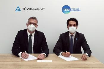 Technip Energies Partners with TÜV Rheinland to Expand Project Management Consultancy Services to New Markets: https://mms.businesswire.com/media/20211018006068/en/917562/5/Technip_Energies_TUV_partnership.jpg