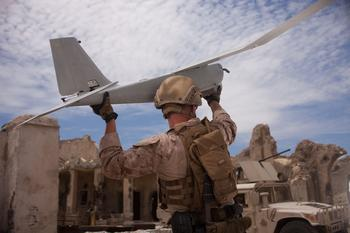 AeroVironment Introduces Standardized Modular Payload Interface Kits for RQ-20B Puma Tactical Unmanned Aircraft Systems; Kits Under Order by USSOCOM: https://mms.businesswire.com/media/20210804006043/en/896553/5/sugrue_AV150629_0195.jpg