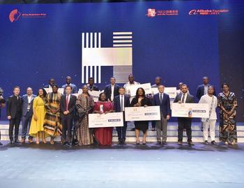"Jack Ma Foundation's Africa Netpreneur Prize Initiative (ANPI) Joins Forces With Ecosystem of Partners for the 2020 ""Africa's Business Heroes"" Competition: https://mms.businesswire.com/media/20200603005310/en/795683/5/BABA_PIC_6.3.20.jpg"