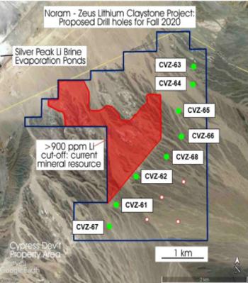 CVZ-67 endet laut Analyse bei 502 Fuß (153 m) in Lithium mit einem Gehalt von 1220 ppm, der sich zur Tiefe hin steigert: https://www.irw-press.at/prcom/images/messages/2021/57962/NRM-CVZ67Results_NR(04.21.21)_DEPRcom.002.png