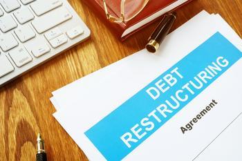 AMC Entertainment Restructures Debt, Easing Bankruptcy Worries: https://g.foolcdn.com/editorial/images/585509/debt-restructuring.jpg
