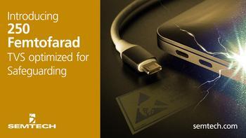 Semtech Introduces New RClamp® Device for Safeguarding USB Type-C Interfaces: https://mms.businesswire.com/media/20200604005042/en/795854/5/PR-RClamp3371ZC_Press_4800x2700px_2020.jpg
