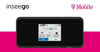 T-Mobile Selects Inseego 5G MiFi® M2000 as Its First 5G Mobile Hotspot; Inseego Connect™ Software Also Selected: https://mms.businesswire.com/media/20201210005624/en/845475/5/5G-MiFi-M2000-product-Inseego-T-Mobile-magenta-PR3a.jpg