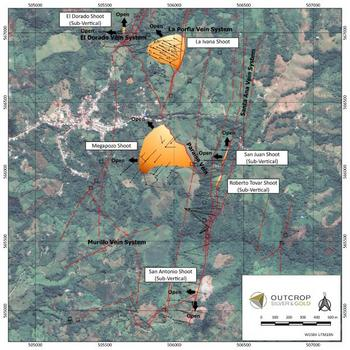 Outcrop Drills Wider Intercept in San Antonio with 4 Metres of 484 Grams Equivalent Silver Per Tonne : https://www.irw-press.at/prcom/images/messages/2021/60817/NR_Santa_Ana-August_040821_PRcom.004.jpeg