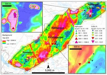 District Samples up to 1,397 g/t AgEq and Reports on Additional Historic Drill Results on the Tomtebo Property  : https://www.irw-press.at/prcom/images/messages/2020/53994/DistrictMetals_Oct282020_ENPRcom.001.jpeg