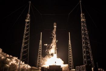 SES Selects SpaceX for Launch of New C-Band Satellites: https://mms.businesswire.com/media/20200805005594/en/810673/5/SpaceX_Falcon9_launch_Credit_SpaceX.jpg