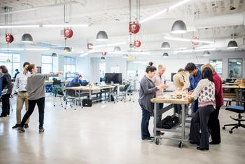 Dassault Systèmes' 3DEXPERIENCE Lab Accelerates Expansion and Consolidates Global Network to Develop Projects That Positively Impact Society: https://mms.businesswire.com/media/20191203005623/en/760155/5/3DEXPERIENCE_Lab-Boston.jpg