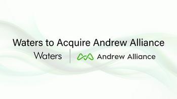 Waters to Acquire Andrew Alliance : https://mms.businesswire.com/media/20200113005230/en/766888/5/Press_Releasese_Image_Legal_Approved.jpg