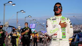 Bubba Wallace Named 2020 Comcast Community Champion of the Year: https://mms.businesswire.com/media/20201106005386/en/836664/5/Web-Publishing_BubbaWallace2020_11-12_16x9_Thumbnail.jpg