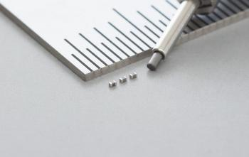 01005 Inch Size Multilayer Ceramic Capacitor with a Capacitance Value of 1.0μF, Another World's First from Murata: https://mms.businesswire.com/media/20200629005219/en/801409/5/JP-20200630_Capacitors.jpg