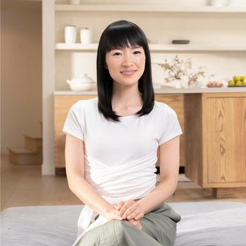 The Container Store to Launch Exclusive Product Line With Marie Kondo: https://mms.businesswire.com/media/20201020005893/en/831541/5/TheContainerStore_X_MarieKondo_Press.jpg