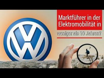 VW Aktie kaufen? In 10 Jahren an die Spitze der Elektromobilität (vor Tesla Aktie?): https://img.youtube.com/vi/B-H8yrDQjbk/hqdefault.jpg