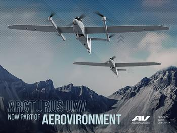 AeroVironment, Inc. Completes Acquisition of Arcturus UAV, Expands Portfolio with Medium Unmanned Aircraft Systems: https://mms.businesswire.com/media/20210222005312/en/860326/5/airbase_press_release_image_stacked_02%5B4%5D.jpg