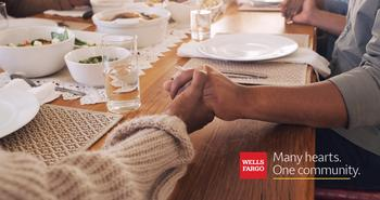 Wells Fargo Launches 'Many hearts. One community.' Holiday Campaign: https://mms.businesswire.com/media/20201123005928/en/841197/5/MHOC_Food.jpg