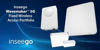 Inseego Unveils 5G Fixed Wireless Access (FWA) Portfolio for Customers Globally with Indoor Routers, Outdoor Modems and Cloud SaaS Management Solution: https://mms.businesswire.com/media/20201216005375/en/847249/5/Wavemaker-5G-FWA-portfolio-TW.jpg