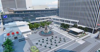 Fifth Third Center Stage Dedicated on Hometown Fountain Square: https://mms.businesswire.com/media/20200811005603/en/811971/5/Fountain_Square%2C_Stage%2C_Project_Connect.jpg