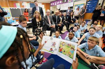 The Roberts Family Donates $5 Million For Laptops to Help Philadelphia Students Start Online Classes by Mid-April: https://mms.businesswire.com/media/20200327005446/en/782060/5/Books04.jpg