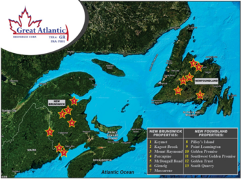 Great Atlantic Fourth and Fifth Drill Holes completed – 7.5 Meters of quartz veins intersected Visible Gold throughout: https://www.irw-press.at/prcom/images/messages/2021/60827/GreatAtlantic_040821_PRcom.005.png