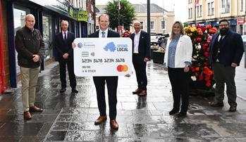 EML gewinnt Ausschreibung der Regierung Nordirlands in Höhe von 273 Millionen australischer Dollar für Lösung zur Durchführung eines Konjunkturprogramms: https://mms.businesswire.com/media/20210729006286/de/895083/5/EML_Northern_Ireland_Government_PR_image_29_July_2021.jpg