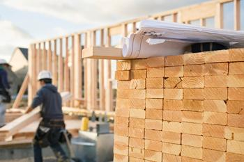 Why Shares of Builders FirstSource Are Soaring Today: https://g.foolcdn.com/editorial/images/585561/a-closeup-of-a-stack-of-2-by-4s-at-a-construction-site.jpg