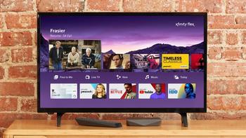 Xfinity Flex Surpasses One Million Devices Deployed: https://mms.businesswire.com/media/20200514005746/en/791826/5/corporate_1-peacock-flex-main-screen.jpg