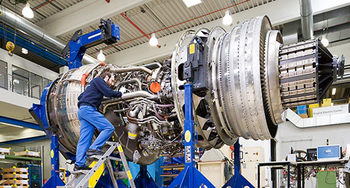 MTU Aero Engines: Absturz nach DAX-Aufstieg?: https://www.sharedeals.de/wp-content/uploads/2019/09/MTU-Aero-Engines-Produktion.png