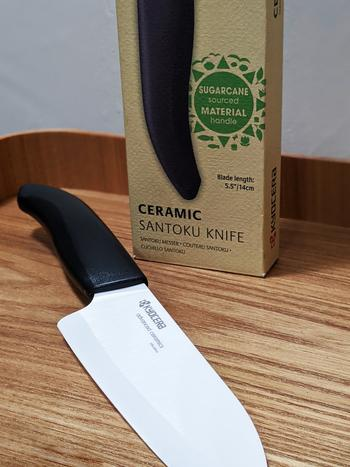 Kyocera Unveils Bio Series Ceramic Knives for Eco-Conscious Cooks: https://mms.businesswire.com/media/20210707005334/en/889872/5/Kyocera_BIO_SERIES_packaging_and_knife.jpg