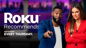 """Roku Brand Studio Launches New Weekly Entertainment Show """"Roku Recommends"""" : https://mms.businesswire.com/media/20210603005349/en/882602/5/TRC_RR_Ep101_EntryTile_1920x1080.jpg"""