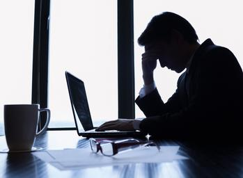 Why Abiomed Stock Is Being Mauled Today: https://g.foolcdn.com/editorial/images/534071/business-man-looking-worried-in-front-of-laptop.jpg