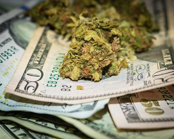 The 13 Largest Marijuana Stocks in the World: https://g.foolcdn.com/editorial/images/531993/marijuana-cannabis-pot-weed-trimmed-buds-atop-cash-bills-money-getty.jpg