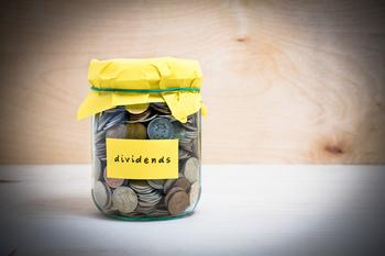 This Ultra-High-Yield Dividend Stock Is Looking Increasingly Attractive: https://g.foolcdn.com/editorial/images/532827/a-jar-of-coins-with-the-word-dividneds-written-on-the-front.jpg