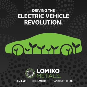 Lomiko Metals CEO Speaks on the Electric Vehicle Revolution at the Emerging Growth Conference on May 26, 2021: https://mms.businesswire.com/media/20210525005320/en/880784/5/Carousel_1_%281%29.jpg