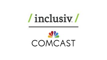 Comcast Advances Economic Mobility and Racial Equity in Underserved Communities Through $10 Million Investment With Inclusiv: https://mms.businesswire.com/media/20210609005259/en/883933/5/DEI_Inclusiv_RacialEquityBankingV2_Logos_16x9%5B1%5D%5B1%5D.jpg
