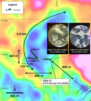 Canada Nickel Makes Third New Discovery at Crawford Nickel-Cobalt Sulphide Project: https://www.irw-press.at/prcom/images/messages/2020/53930/CanadaNickel_22102020_ENPRcom.001.png
