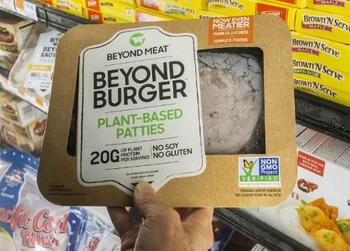 Beyond Meat: Die nächste herbe Enttäuschung!: https://www.sharedeals.de/wp-content/uploads/2019/08/Beyond-Meat-Supermarkt.png