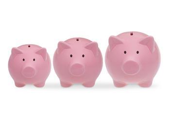 3 Stocks That Just Raised Their Dividends: https://g.foolcdn.com/editorial/images/533098/3-piggy-banks.jpg