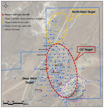 Corvus Gold Drills 73m @ 1.92 g/t, 45m @ 1.67 g/t, 44m @ 2.60 g/t, 63m @ 2.01 g/t and 25m @ 2.47 g/t Gold, Expands Discoveries at the Mother Lode Deposit, Nevada: https://www.irw-press.at/prcom/images/messages/2020/53643/KOR-NR20-13_MLP_CIZ_Oct_1_2020PRcom.001.png