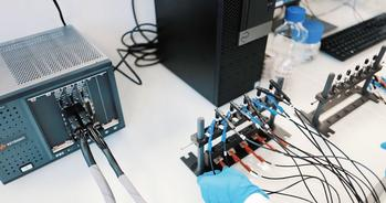 Keysight's Test Solutions Selected by Bioenzymatic Fuel Cells to Understand the Behavior and Characteristics of Biofuel Cells: https://mms.businesswire.com/media/20210623005699/en/887230/5/Multichannel_testing_of_BeFCs_fuel_cells_with_Keysights_PXIe_SMUs_copy.jpg