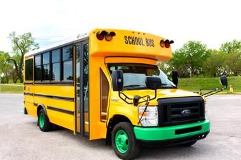 Collins Reports Increased Interest and Demand for Its Electric Vehicle School Buses: https://mms.businesswire.com/media/20210309005688/en/864054/5/Collins_EV_School_Bus.jpg