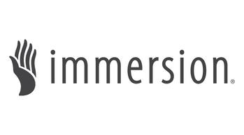 Immersion Renews ASUSTek to a Multi-Year License for TouchSense Software: https://mms.businesswire.com/media/20191120005233/en/479102/5/Immersion_H_90K.jpg