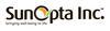 SunOpta Announces Fourth Quarter Fiscal 2020 Financial Results: https://mms.businesswire.com/media/20191106005259/en/565486/5/SunOptaIncTagLogo_3COL_BLK.jpg